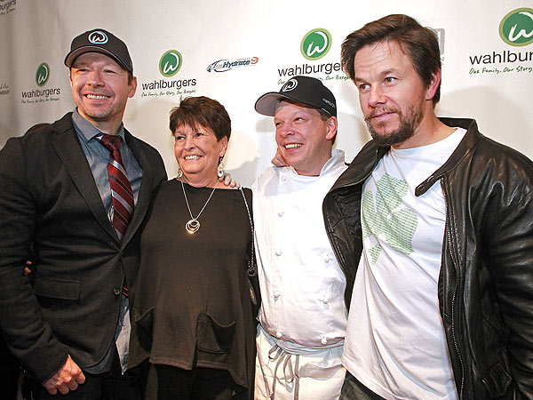 Mark Wahlberg says his...